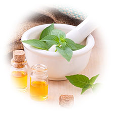 Oils used in ayurvedic treatments