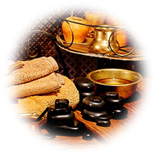 Tools used in ayurveda treatments