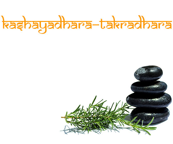 ayurveda treatment kashayadhara takradhara
