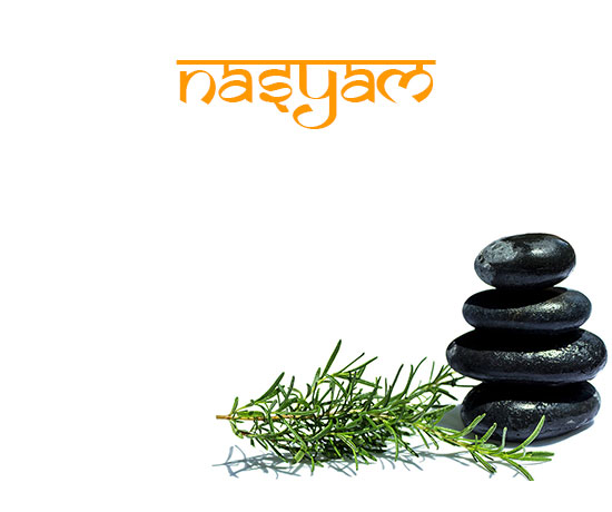 ayurveda treatment nasyam