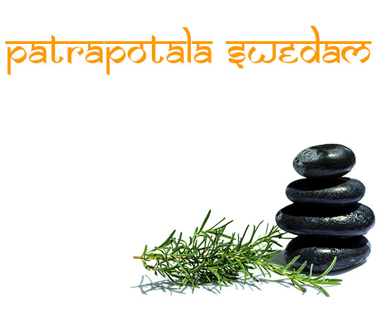 ayurveda treatment patrapotala swedam