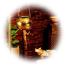 Sirodhara ayurvedic treatment